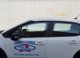 Carrozzeria auto a Verona