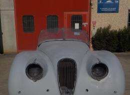 Restauro auto d'epoca