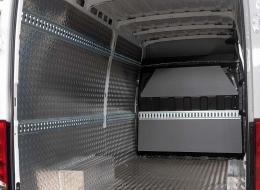 Allestimento furgoni e veicoli commerciali