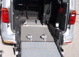 Noleggio auto per trasporto disabili